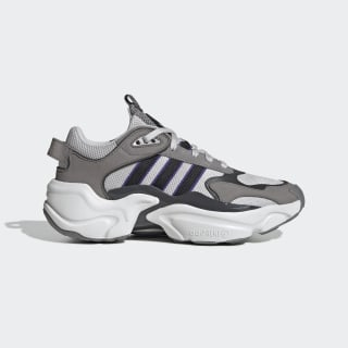 Magmur Runner Shoes Grey One / Core Black / Grey Three EE5142