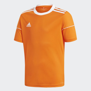 Camiseta Squadra 17 Orange / White BJ9198