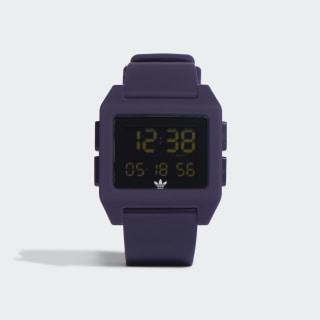 Archive_SP1 Horloge Collegiate Purple / Black CM1660