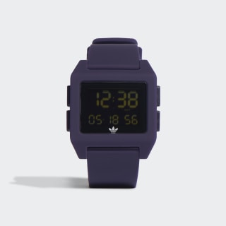 Archive_SP1 Uhr Collegiate Purple / Black CM1660