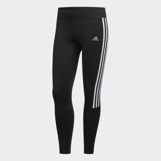Running 3-Stripes Tights Black / White CZ8095