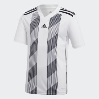 Футболка Striped 19 white / black DU4398