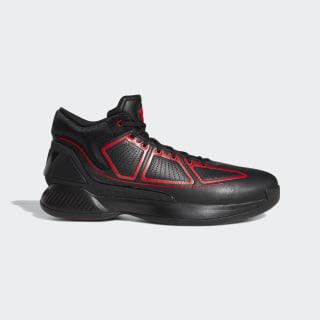 Rose 10 Shoes Core Black / Scarlet / Bold Green G26162