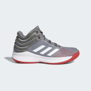 Explosive Ignite 2018 Wide Shoes Grey Three / Cloud White / Grey Four F35676