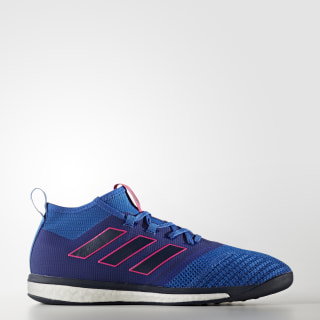 ACE Tango 17.1 Trainers Blue / Collegiate Navy / Shock Pink BB4432