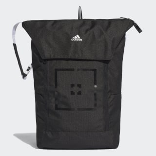 Young Athletes Athletics Backpack Black / White / White CV7135