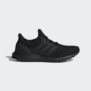Ultraboost Shoes Core Black / Core Black / Active Red F36641