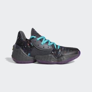 Harden Vol. 4 Shoes Core Black / Amber Tint / Grey Six EF9943