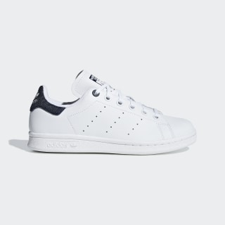 Stan Smith Shoes Ftwr White / Ftwr White / Collegiate Navy EE6173