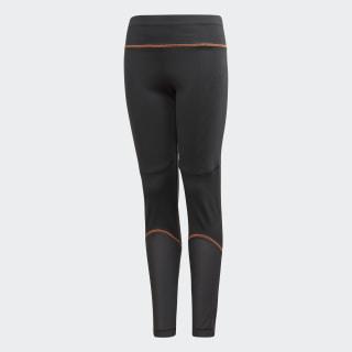 Mallas Training Knit Carbon / Hi-Res Orange CF7199