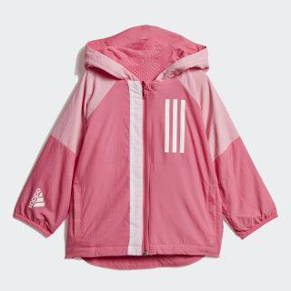 Ветровка Mini Me semi solar pink / light pink / white DV1235