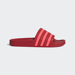 Adilette Slides Scarlet / Flash Red / Scarlet EE6185