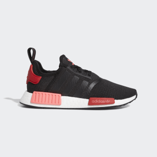 NMD_R1 Shoes Core Black / Scarlet / Flash Red EH0206