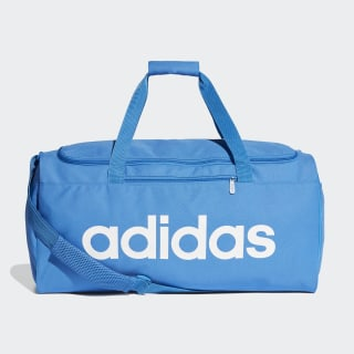 Linear Core Duffel Bag Medium True Blue / True Blue / White DT8621