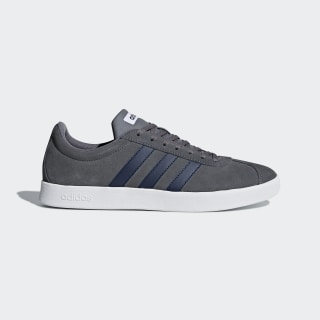 Кеды VL Court 2.0 Grey Four / Collegiate Navy / Cloud White DA9862