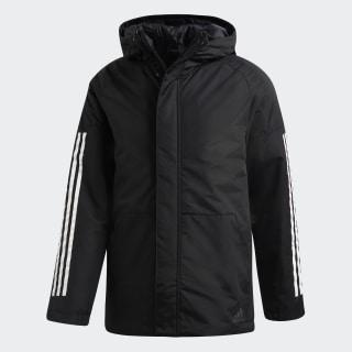 Veste d'hiver Xploric 3-Stripes Black CY8624