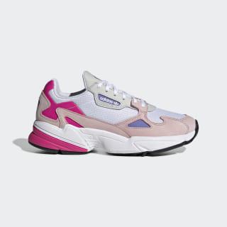 Falcon Shoes Cloud White / Light Pink / Joy Purple EG2858