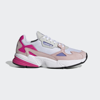 Zapatillas FALCON W Cloud White / Light Pink / Joy Purple EG2858