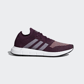 Swift Run Primeknit Shoes Red Night / Cloud White / Core Black CQ2035