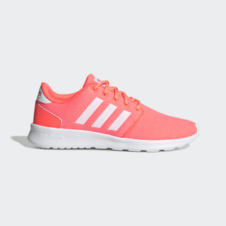 QT Racer Shoes Signal Coral / Cloud White / Shock Red EG3874