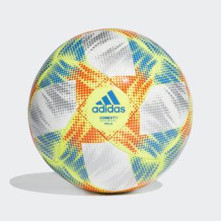 Футбольный мяч Conext 19 Praia white / solar yellow / solar red / football blue DN8634