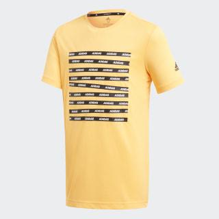 All Caps T-shirt Flash Orange / Black ED5777