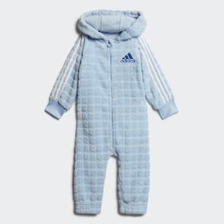 Winter Onesie Glow Blue / Blue / White ED1153