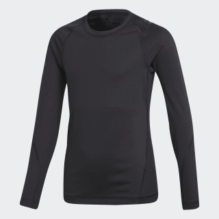 Alphaskin Sport Long-Sleeve Top Black CF7128