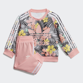 Sweatshirt-Set Black / Multicolor FM6720
