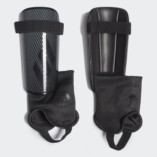 X Club Shin Guards Black / Grey Four / Black DY0089