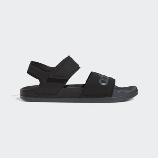 Adilette Sandals Core Black / Grey Six / Core Black F35417