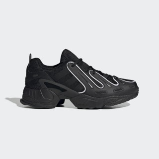 EQT Gazelle Shoes Core Black / Core Black / Crystal White EE7745
