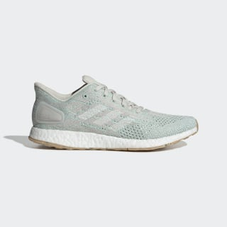 Pureboost DPR Shoes Raw White / Cloud White / Clear Mint F36679