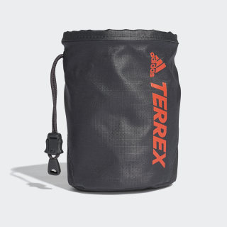 TERREX Chalk Bag Black / Black / Hi-Res Red CY6084