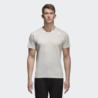 Camiseta Freelift Climalite CHALK PEARL S18 CE0877