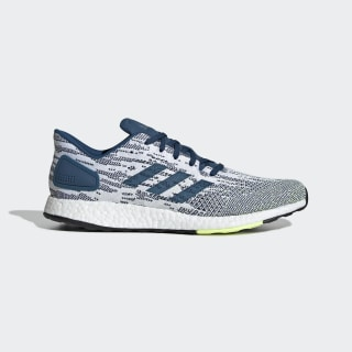 Pureboost DPR Shoes Cloud White / Legend Marine / Hi-Res Yellow B37789