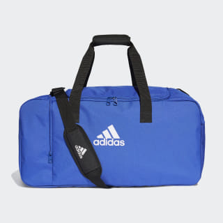 Спортивная сумка Tiro Medium bold blue / white DU1988