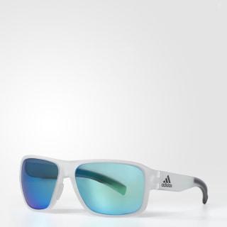 Jaysor Sunglasses Crystal White / Core Black / Shock Blue BI7942