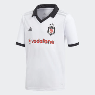 Beşiktaş JK Home Jersey White / Black / Grey One CG0696