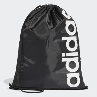Bolso deportivo Linear Core Black / Black / White DT5714