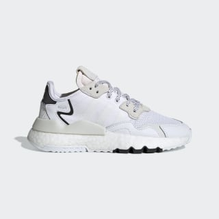 รองเท้า Nite Jogger Cloud White / Cloud White / Crystal White EE6482