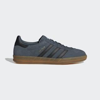 Sapatos Gazelle Indoor Legacy Blue / Gum / Core Black EF5754