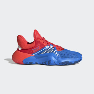 D.O.N. Issue #1 Shoes Blue / Red / Cloud White EF2932