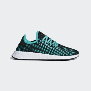 Deerupt Runner Shoes Hi-Res Aqua / Hi-Res Aqua / Core Black B41775