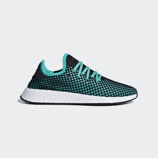 Deerupt Runner Shoes Hi-Res Aqua / Hi-Res Aqua / Core Black B41775