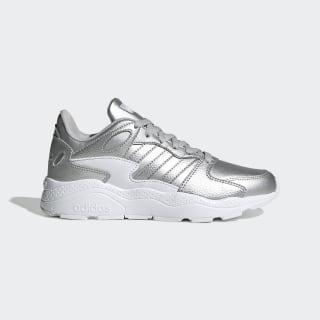 Crazychaos Shoes Matte Silver / Matte Silver / Cloud White EF1064