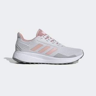 Duramo 9 Shoes Dash Grey / Pink Spirit / Cloud White EG2938