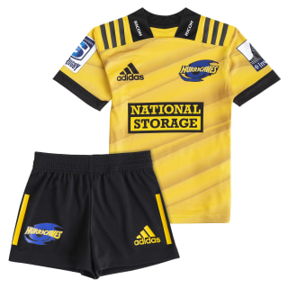 Super Rugby Mini Kit Bold Gold DP6297