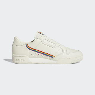 Continental 80 Pride Shoes Off White / Off White / Off White EF2318