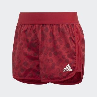 Shorts Marathon active maroon/maroon/white ED6328